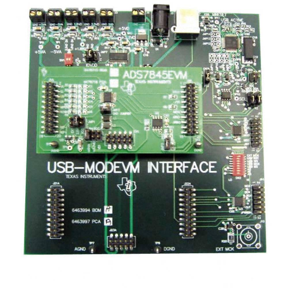 Razvojna plošča Texas Instruments ADS7845EVM-PDK