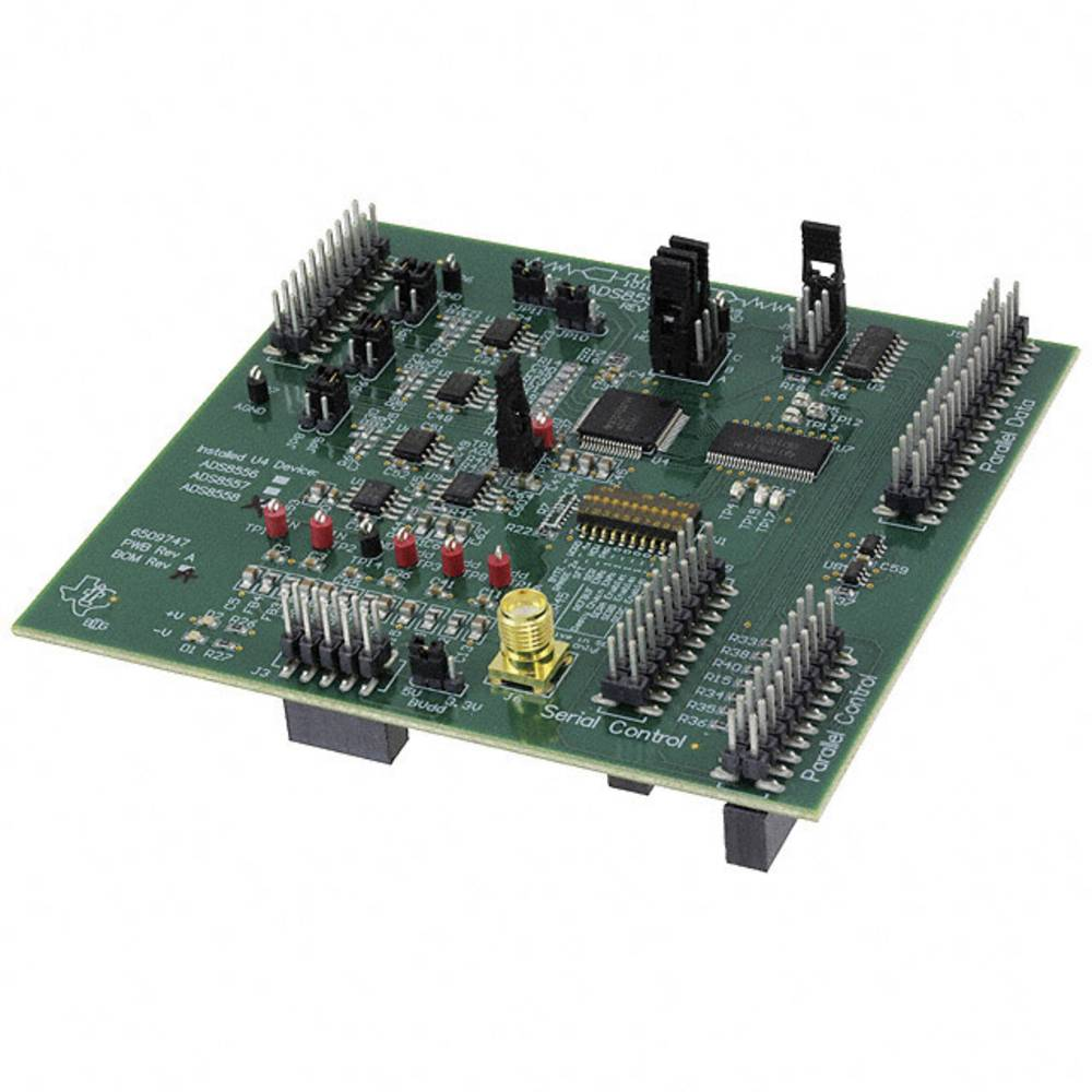 Prototipska plošča Texas Instruments ADS8558EVM