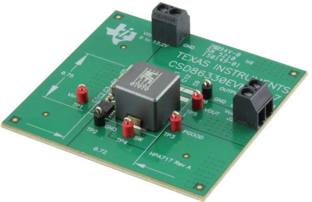Razvojna plošča Texas Instruments CSD86330EVM-717