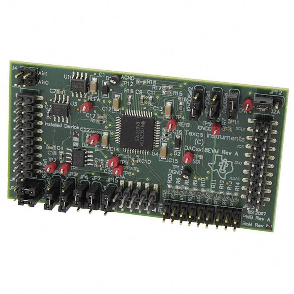Razvojna plošča Texas Instruments DAC7718EVM