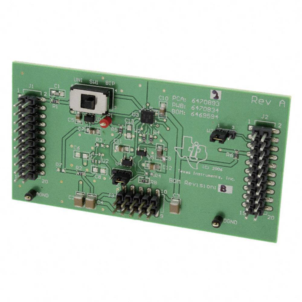 Razvojna plošča Texas Instruments DAC8832EVM