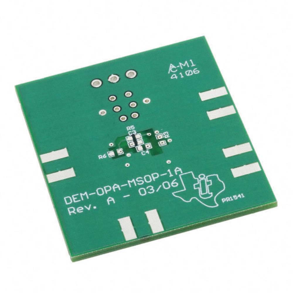 Plošča za tiskano vezje (neopremljena) Texas Instruments DEM-OPA-MSOP-1A