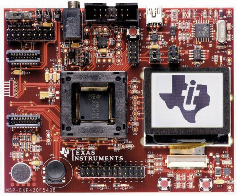 Razvojna plošča Texas Instruments MSP-TS430PN80USB