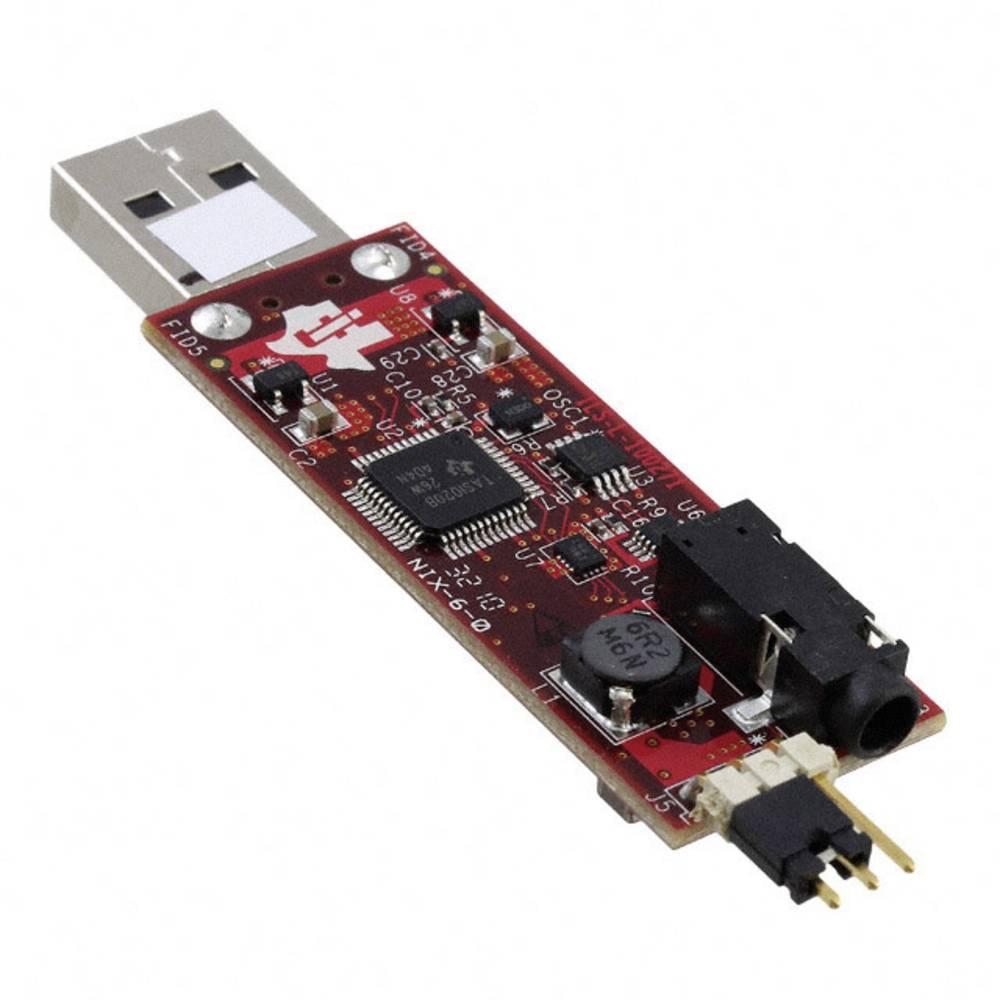 Razvojna plošča Texas Instruments TLV320DAC3202EVM