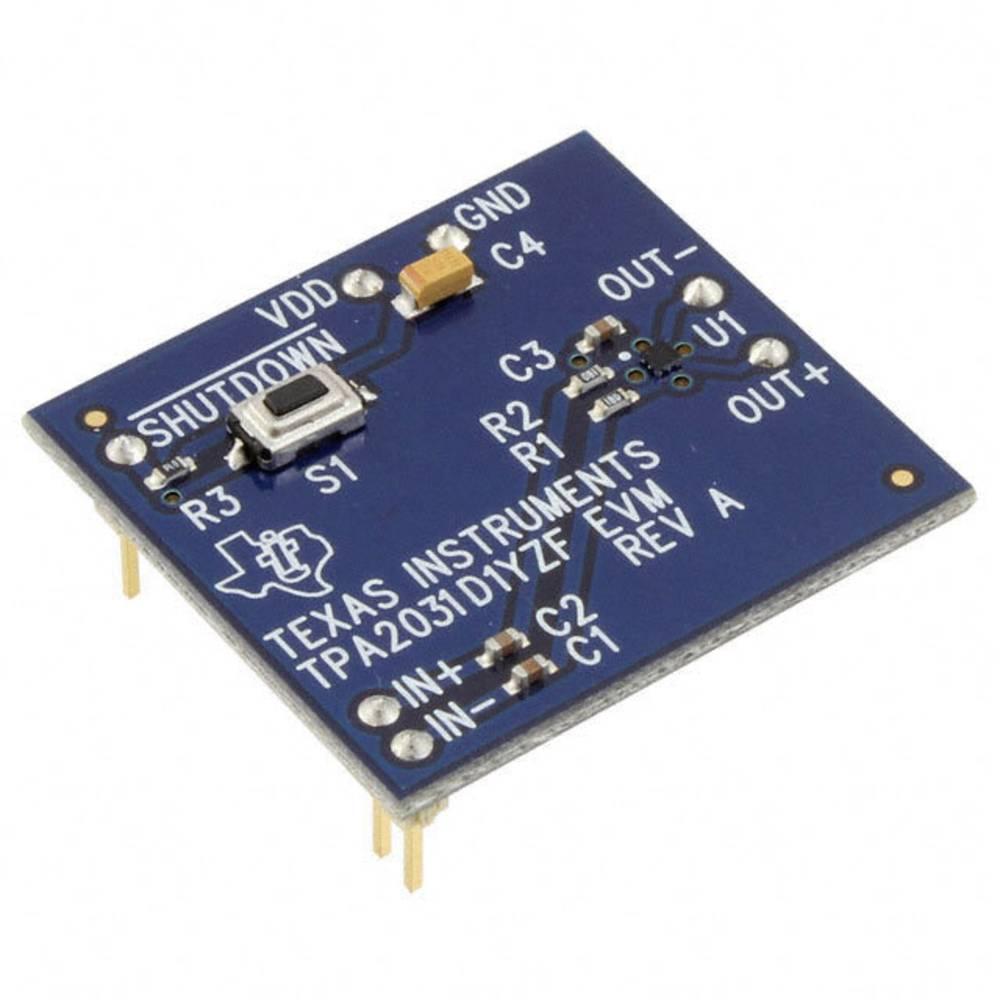 Razvojna plošča Texas Instruments TPA2031D1EVM