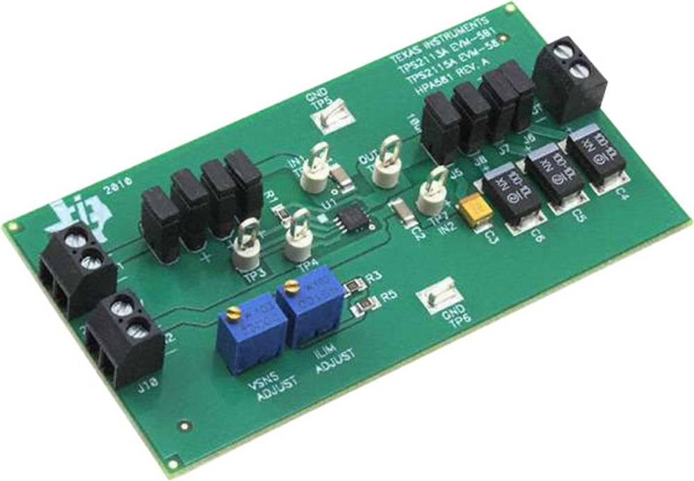 Razvojna plošča Texas Instruments TPS2113AEVM-581