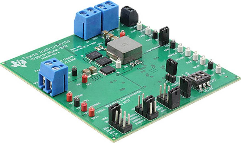 Razvojna plošča Texas Instruments TPS51513EVM-549