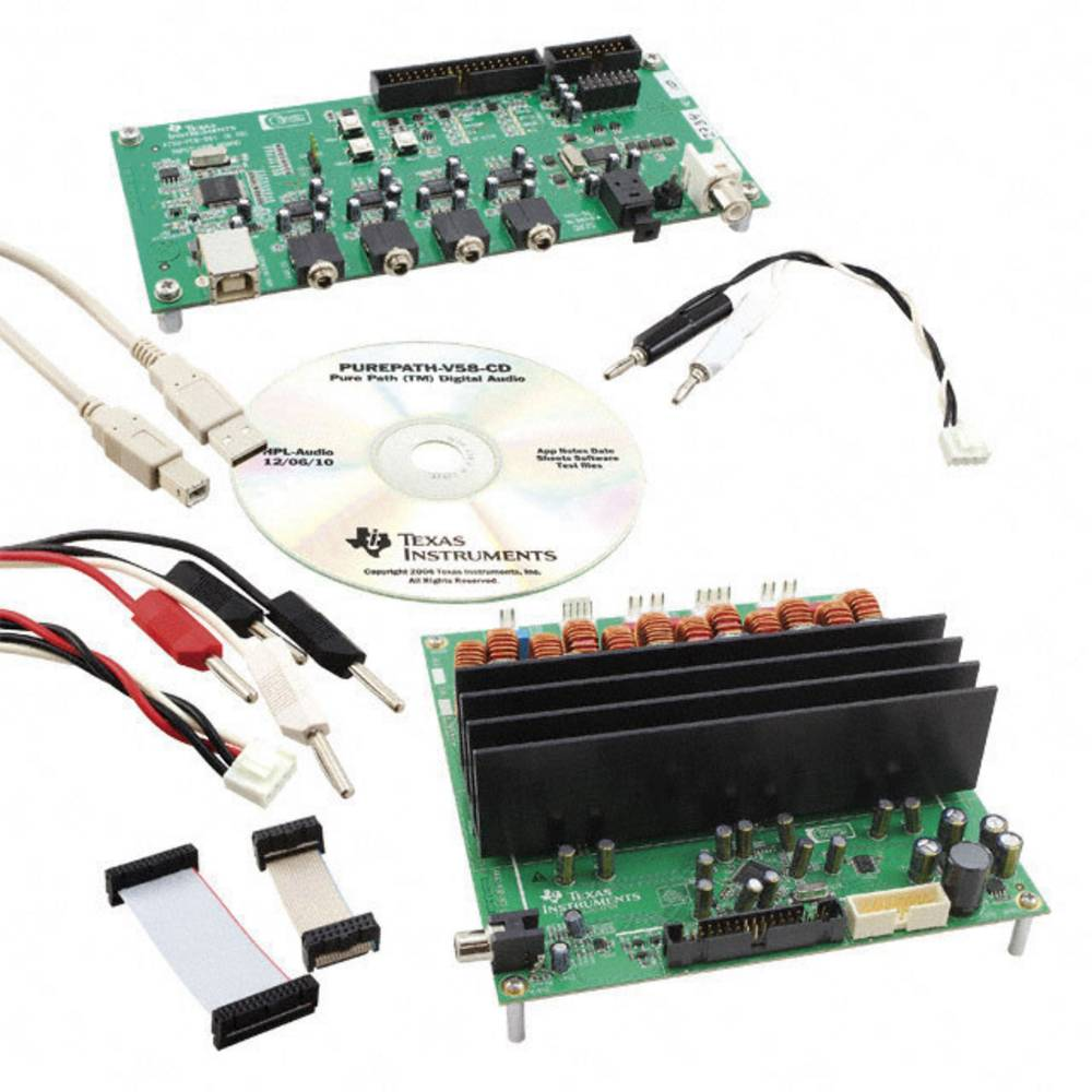 Razvojna plošča Texas Instruments TAS5162DKD6EVM