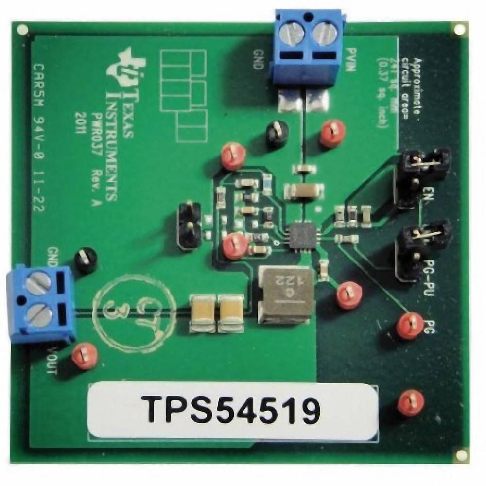 Razvojna plošča Texas Instruments TPS54519EVM-037