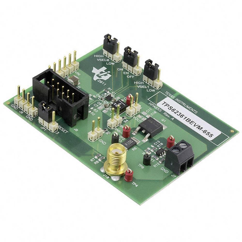 Razvojna plošča Texas Instruments TPS62361BEVM-655