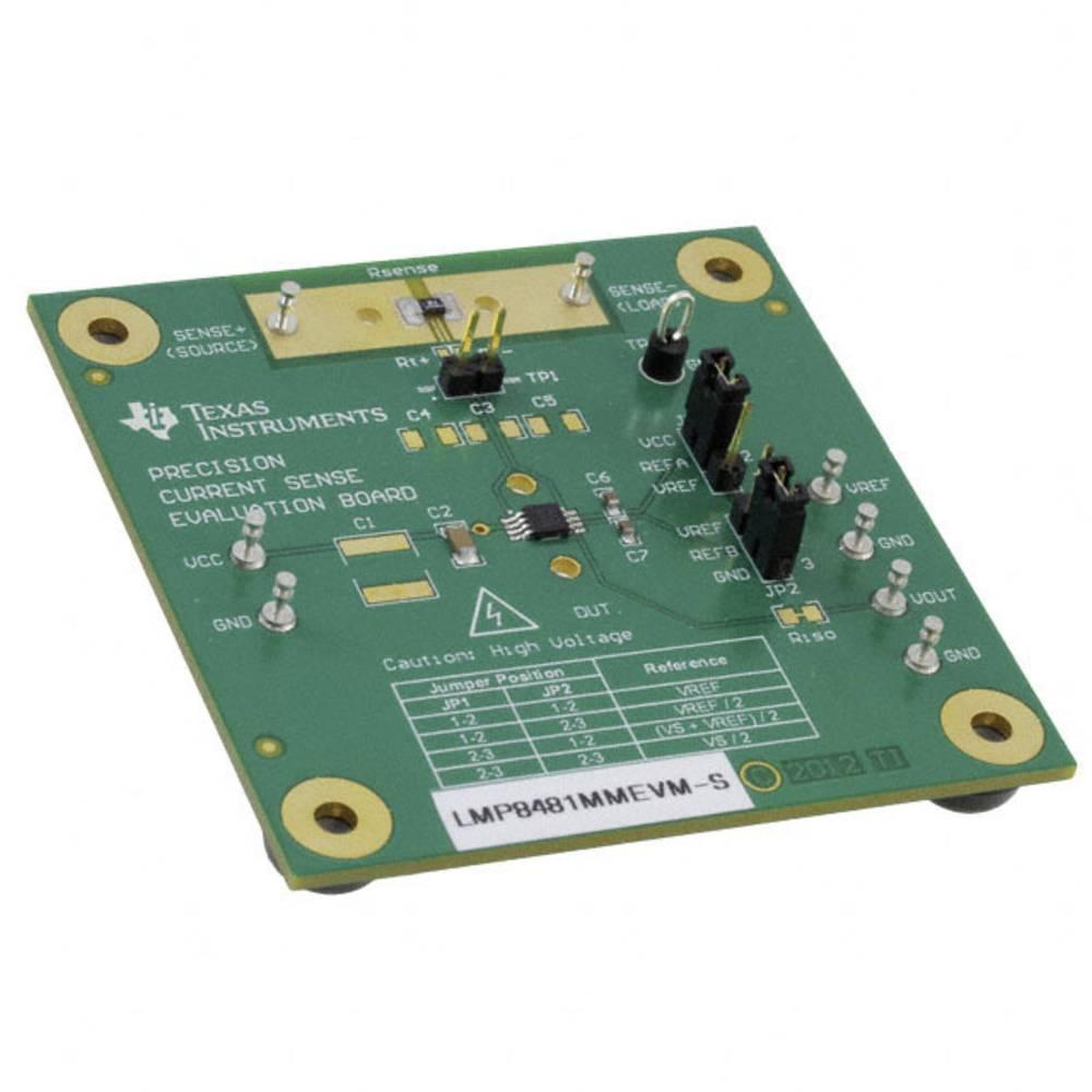 Razvojna plošča Texas Instruments LMP8481MMEVM-S