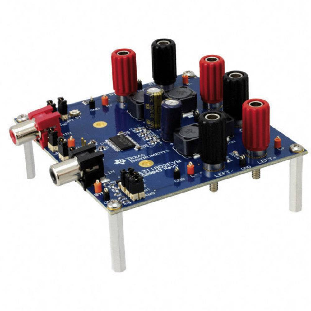 Pcb Design Board Texas Instruments Tpa3118d2evm From Amplifier Circuit