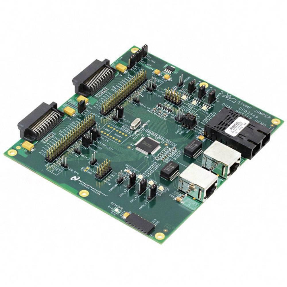 Razvojna plošča Texas Instruments DP83849IFVS-EVK/NOPB