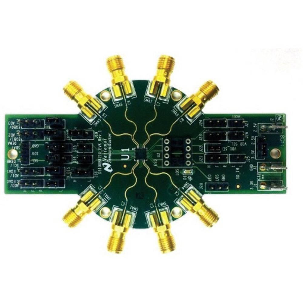 Razvojna plošča Texas Instruments DS100BR210EVK/NOPB