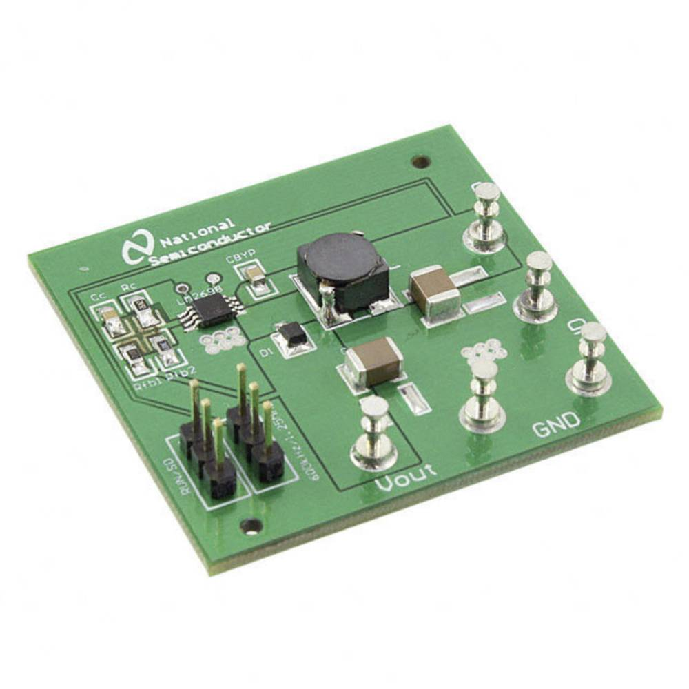 Razvojna plošča Texas Instruments LM2698EVAL