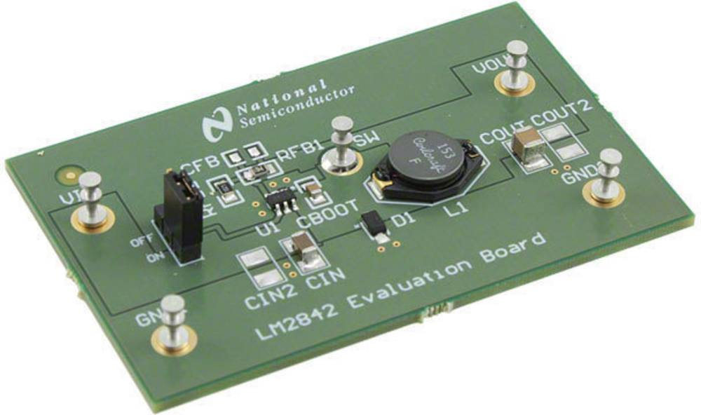 Razvojna plošča Texas Instruments LM2842XMK-ADJEV/NOPB