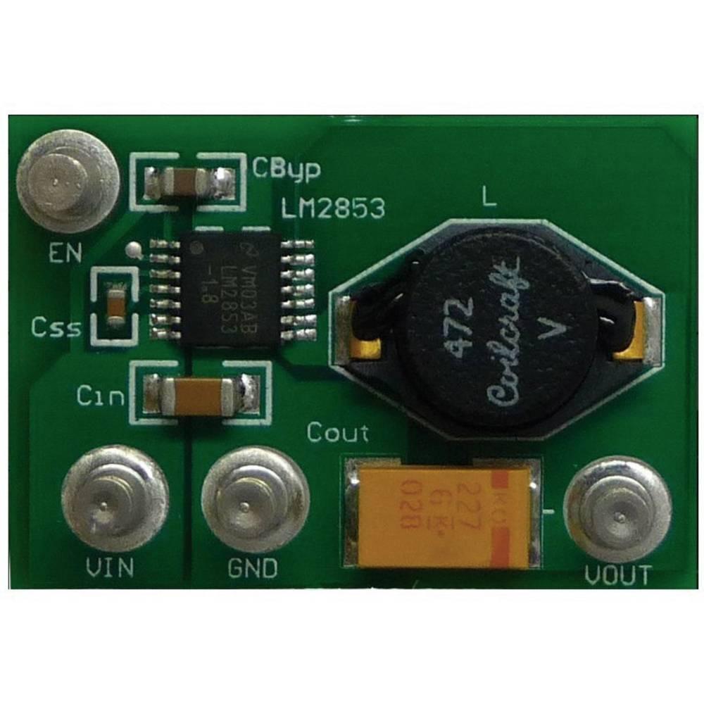 Razvojna plošča Texas Instruments LM2853-1.8EVAL/NOPB