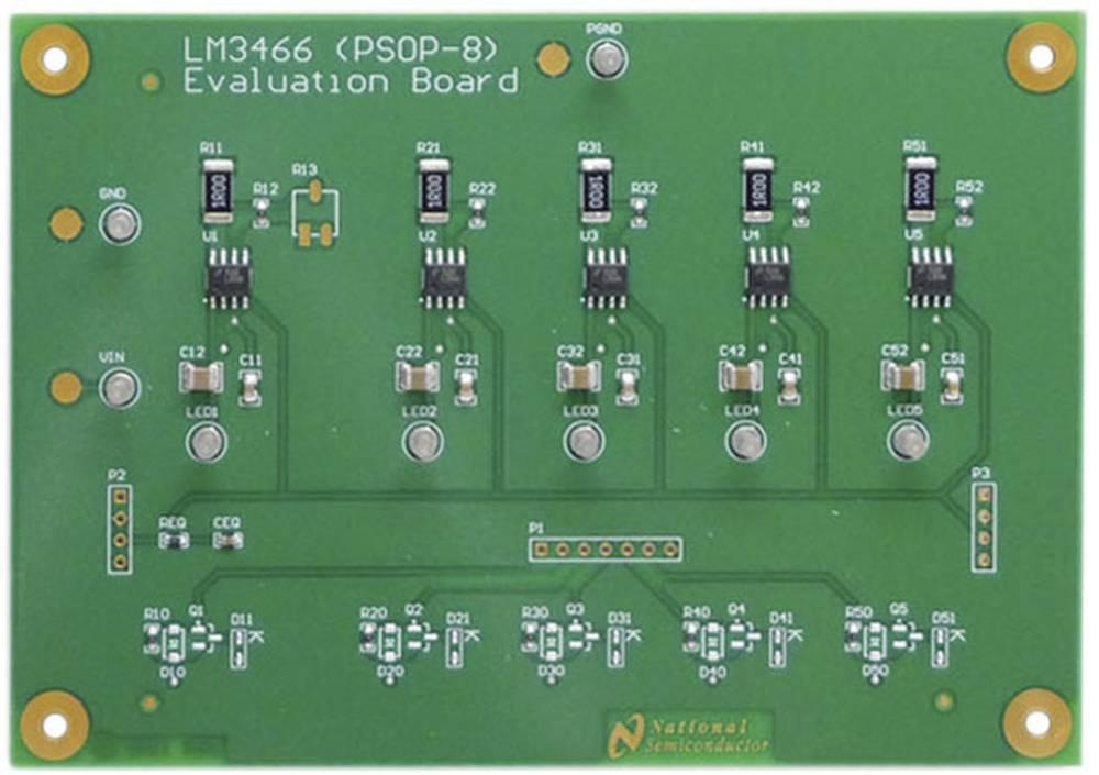 Razvojna plošča Texas Instruments LM3466MREVAL/NOPB