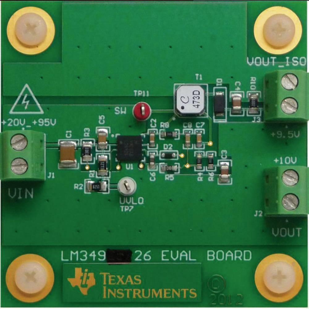 Razvojna plošča Texas Instruments LM34926EVAL/NOPB