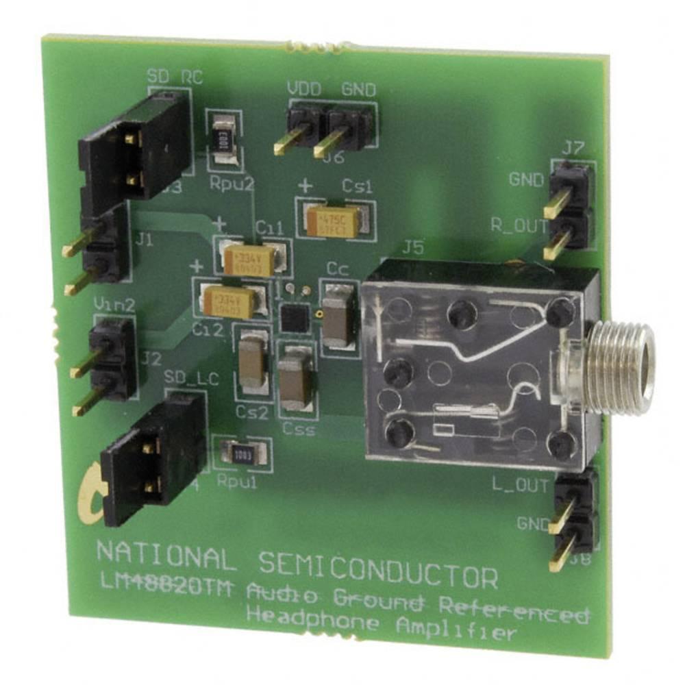 Razvojna plošča Texas Instruments LM48820TMBD/NOPB