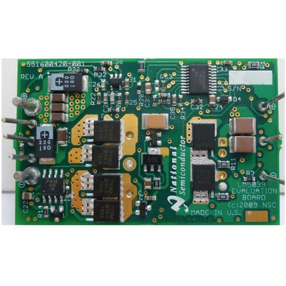 Razvojna plošča Texas Instruments LM5039EVAL/NOPB