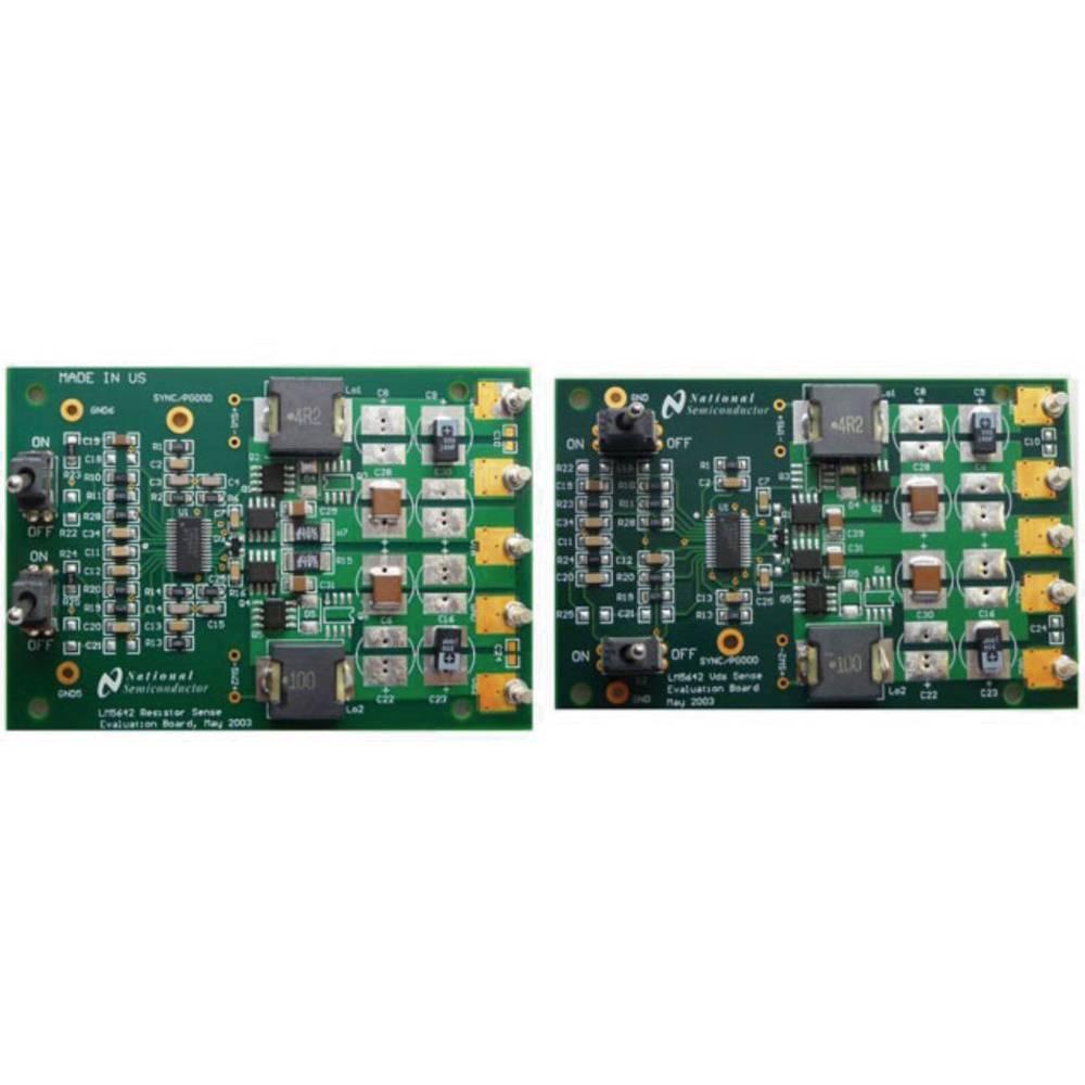 Razvojna plošča Texas Instruments LM5642EVAL-KIT/NOPB