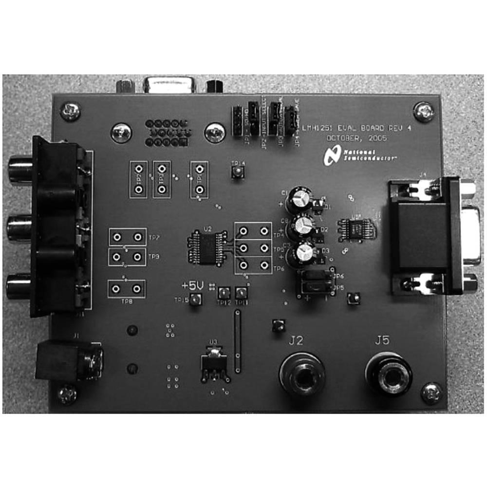 Razvojna plošča Texas Instruments LMH1251EVAL/NOPB