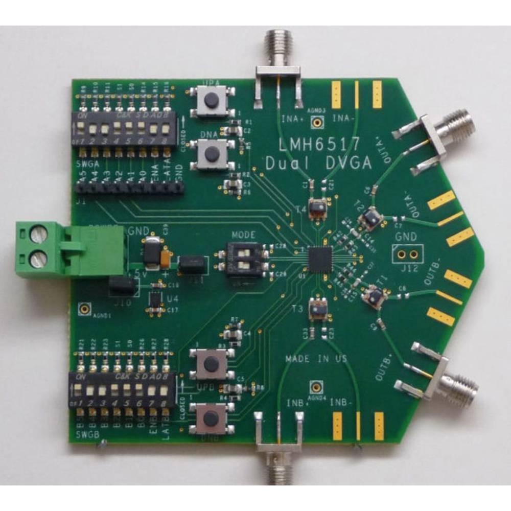 Razvojna plošča Texas Instruments LMH6517EVAL-R1/NOPB