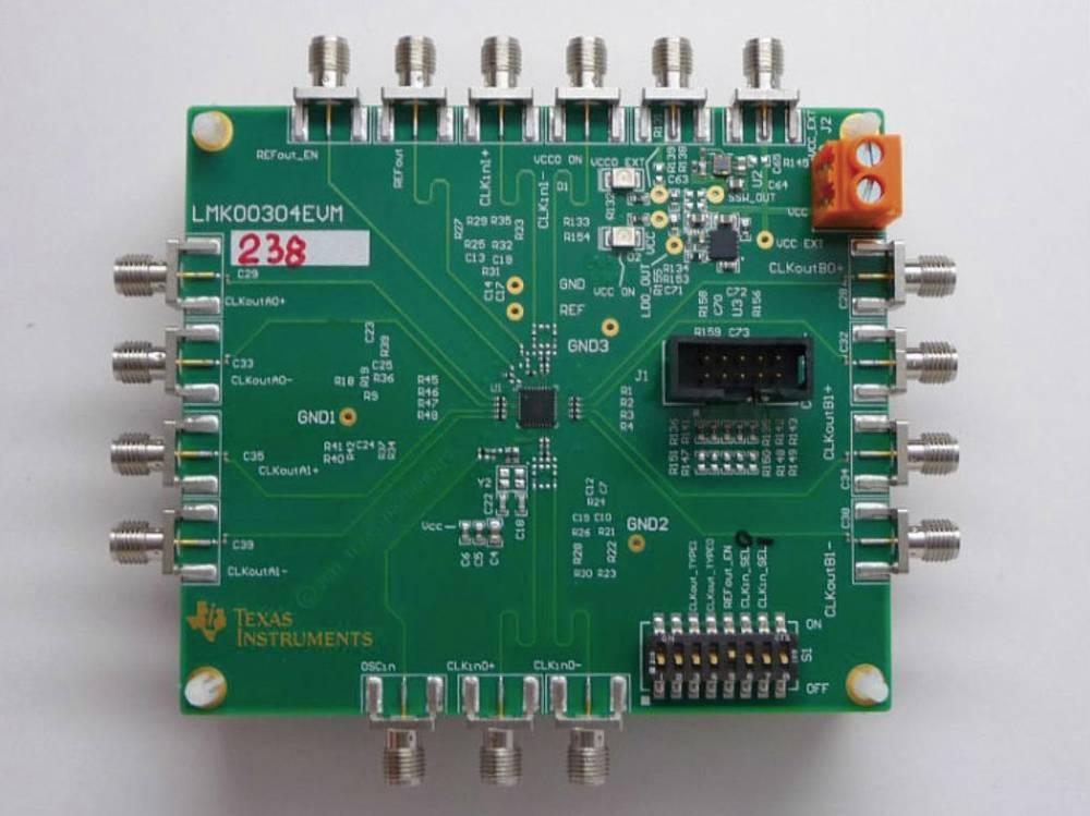 Razvojna plošča Texas Instruments LMK00304EVM/NOPB