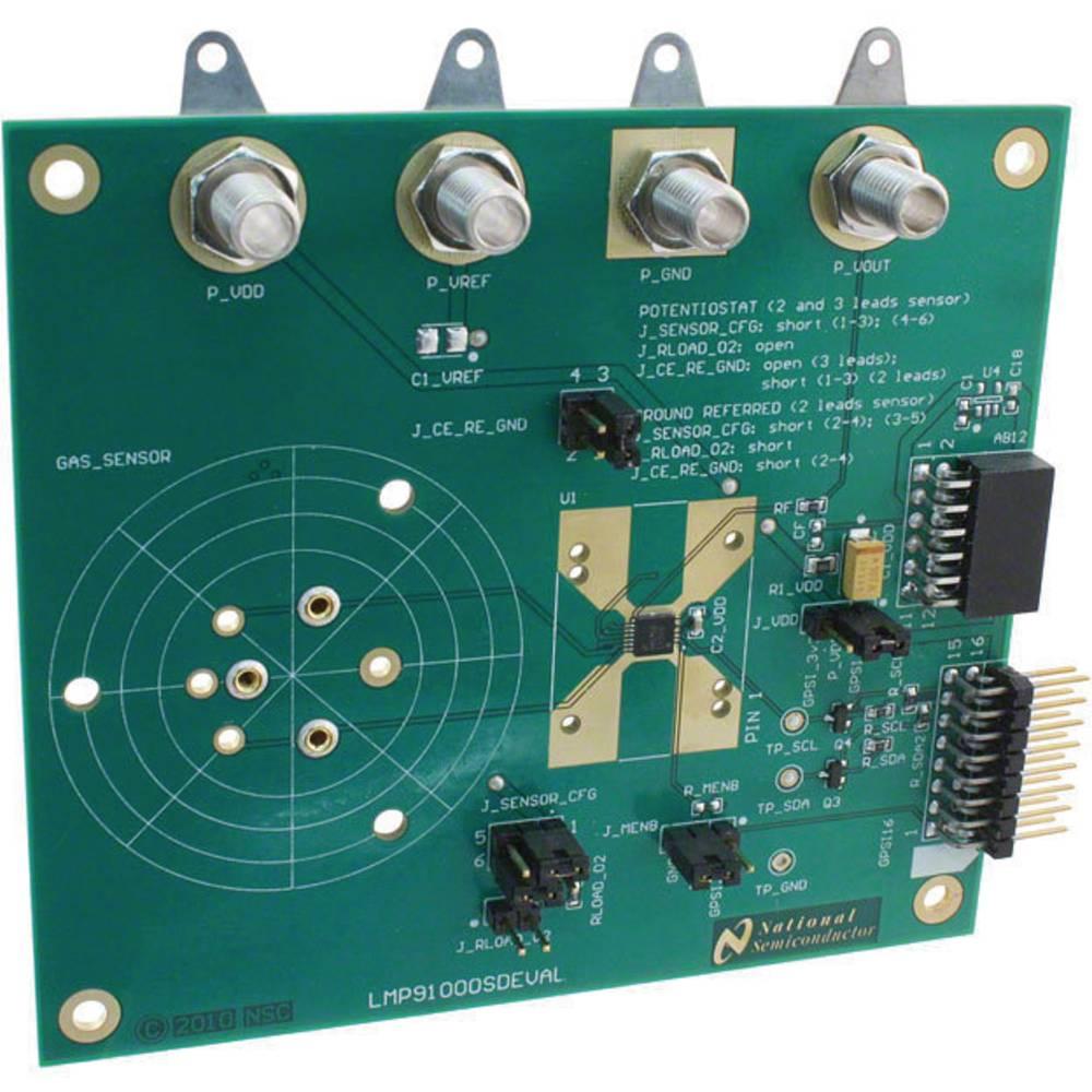 Razvojna plošča Texas Instruments LMP91000EVM/NOPB