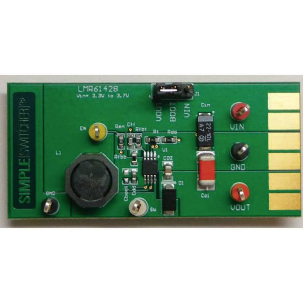 Razvojna plošča Texas Instruments LMR61428XMMEVM/NOPB