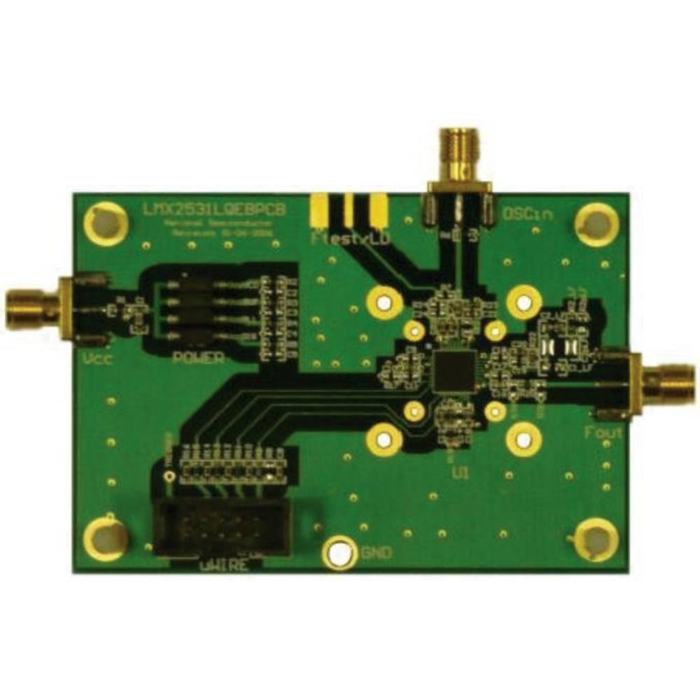 Razvojna plošča Texas Instruments LMX25311415EVAL/NOPB