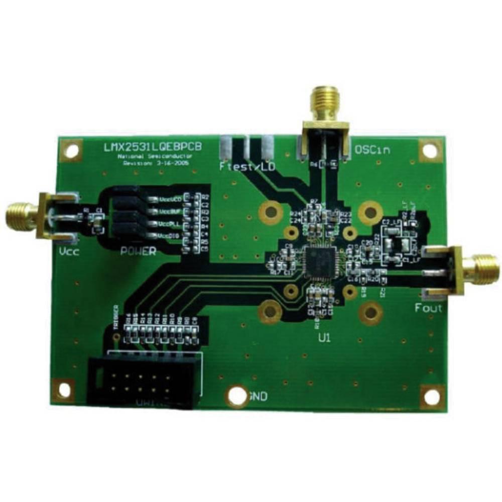 Razvojna plošča Texas Instruments LMX25312265EVAL/NOPB