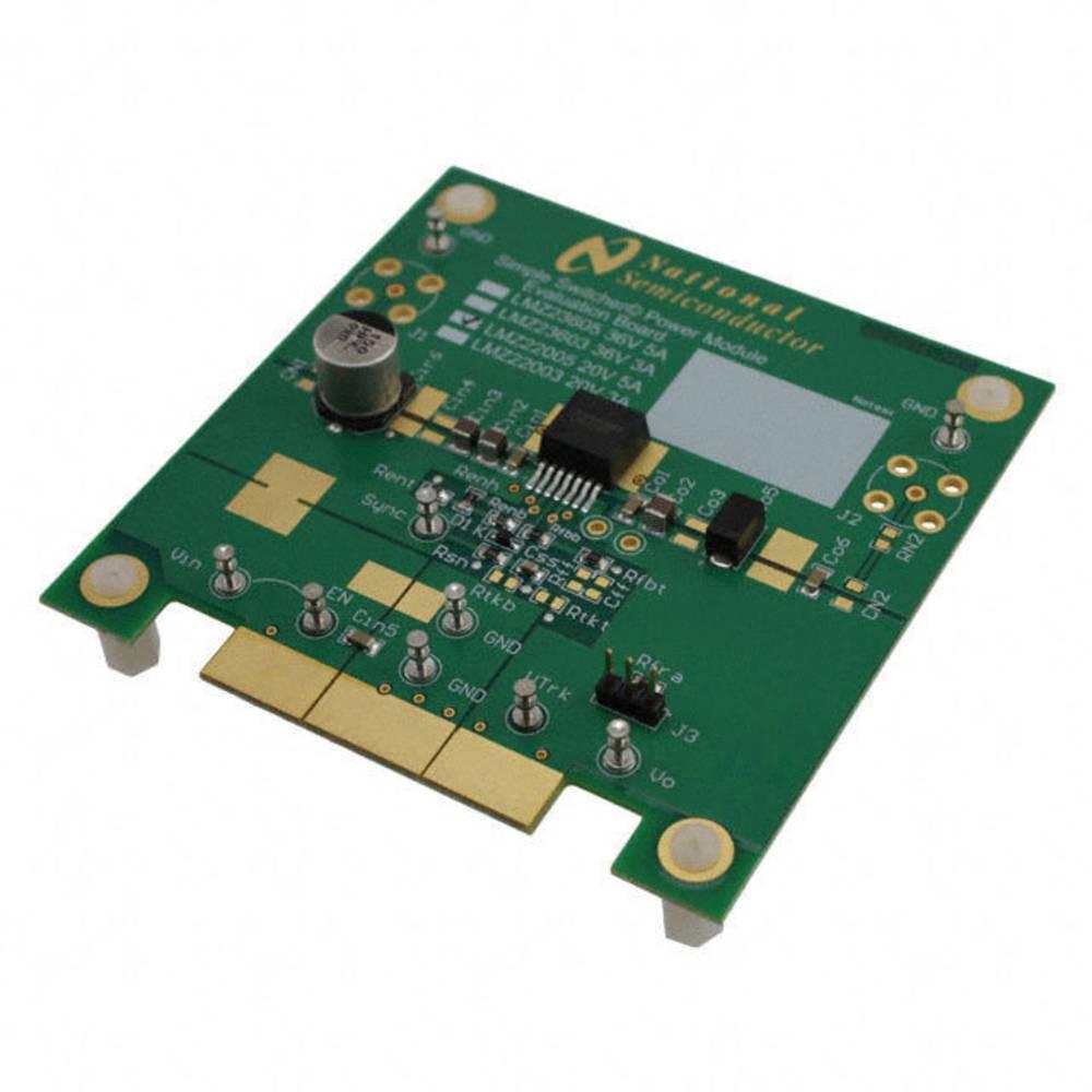 Razvojna plošča Texas Instruments LMZ22005EVAL/NOPB