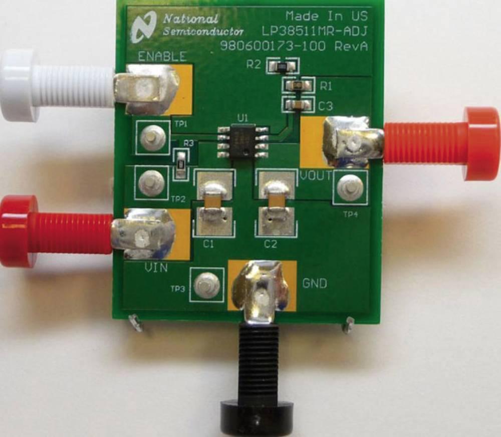 Razvojna plošča Texas Instruments LP38511MR-ADJEV/NOPB