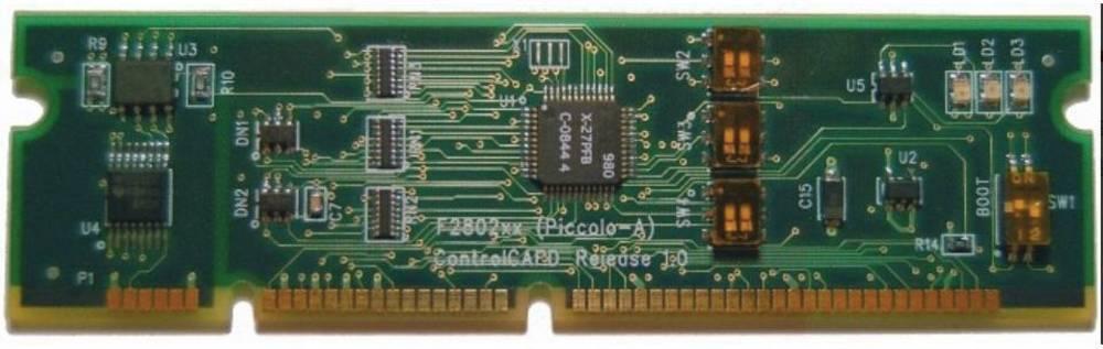 Razvojna plošča Texas Instruments TMDSCNCD28027F