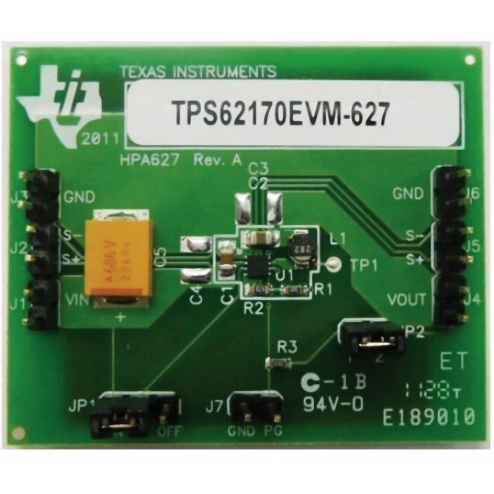Razvojna plošča Texas Instruments TPS62170EVM-627