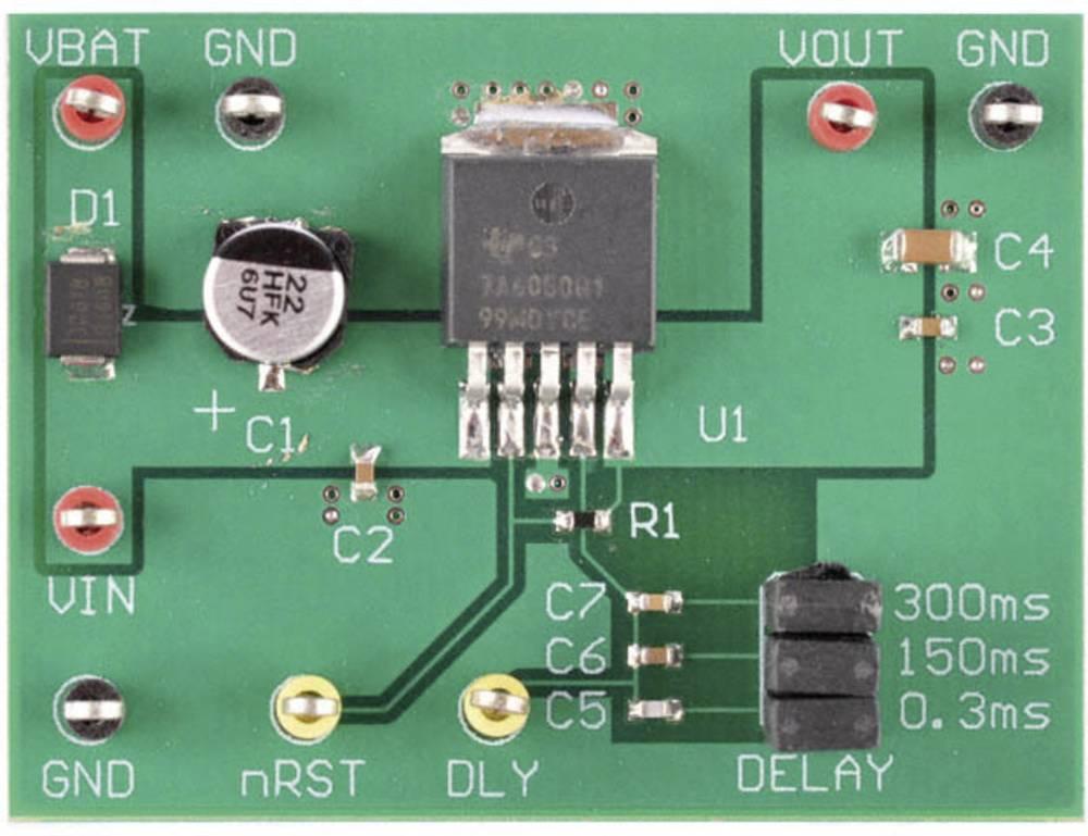 Razvojna plošča Texas Instruments TPS7A6050EVM