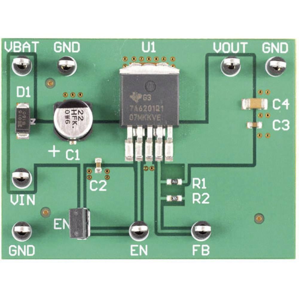 Razvojna plošča Texas Instruments TPS7A6201EVM