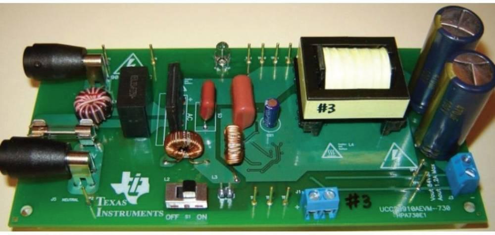 Razvojna plošča Texas Instruments UCC29910AEVM-730