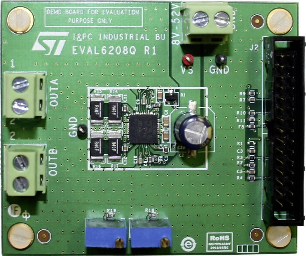 Razvojna plošča STMicroelectronics EVAL6208Q