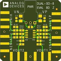 Tiskana pločica (neopremljena) Analog Devices AD8018AR-EBZ