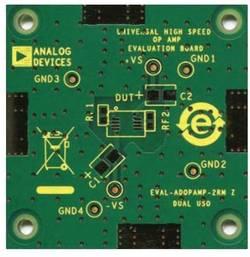Tiskana pločica (neopremljena) Analog Devices AD8072ARM-EBZ