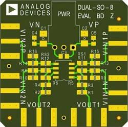 Tiskana pločica (neopremljena) Analog Devices AD8072JR-EBZ