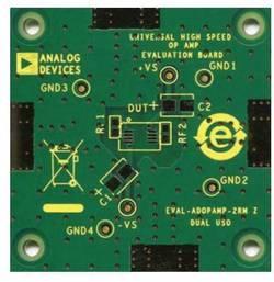 Tiskana pločica (neopremljena) Analog Devices AD8092ARM-EBZ