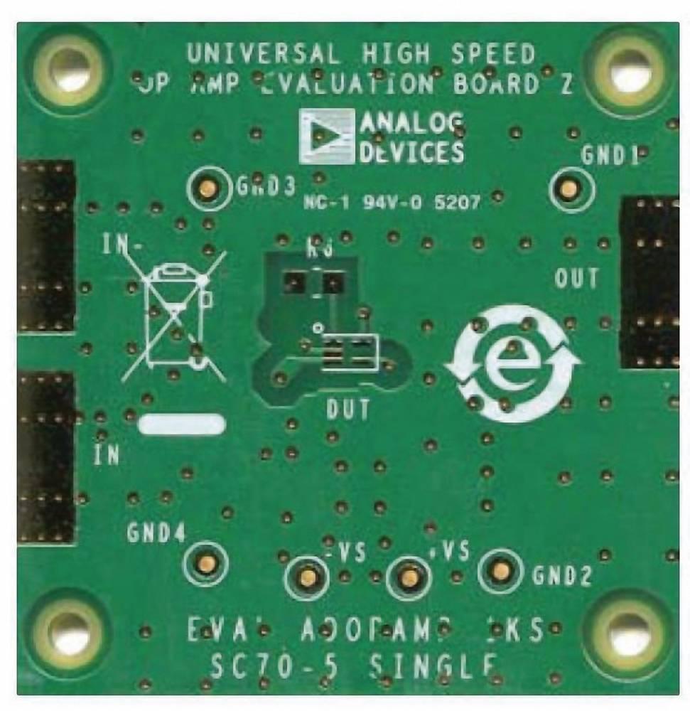 Tiskana pločica (neopremljena) Analog Devices ADA4853-1AKS-EBZ