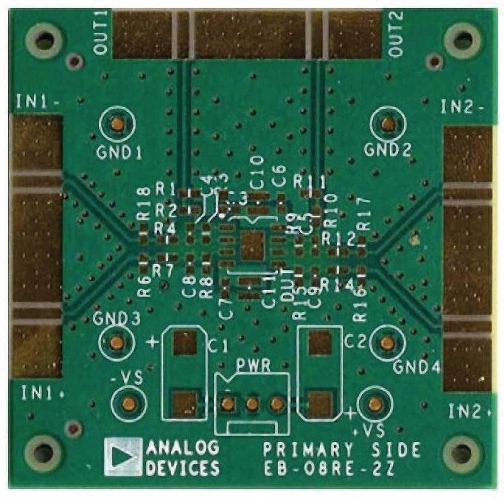 Tiskana pločica (neopremljena) Analog Devices ADA4898-2YRD-EBZ