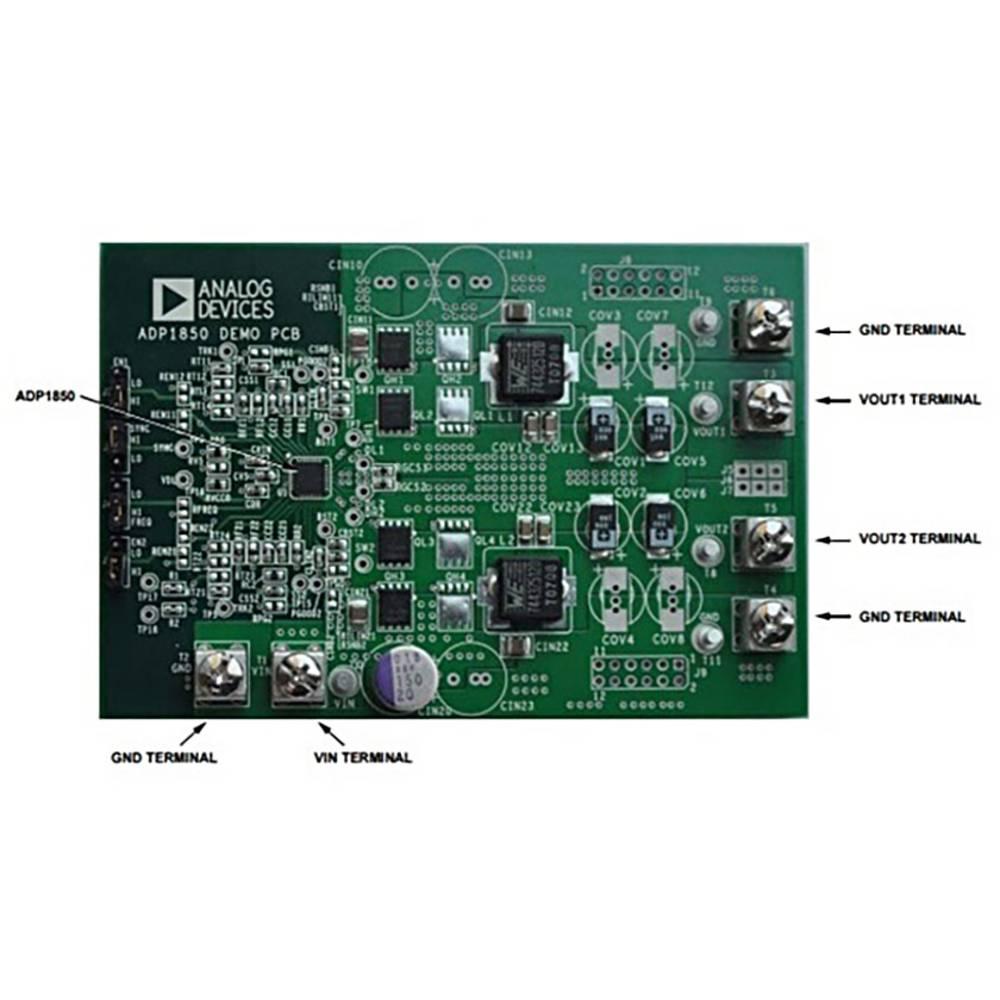 Razvojna ploča Analog Devices ADP1850SP-EVALZ
