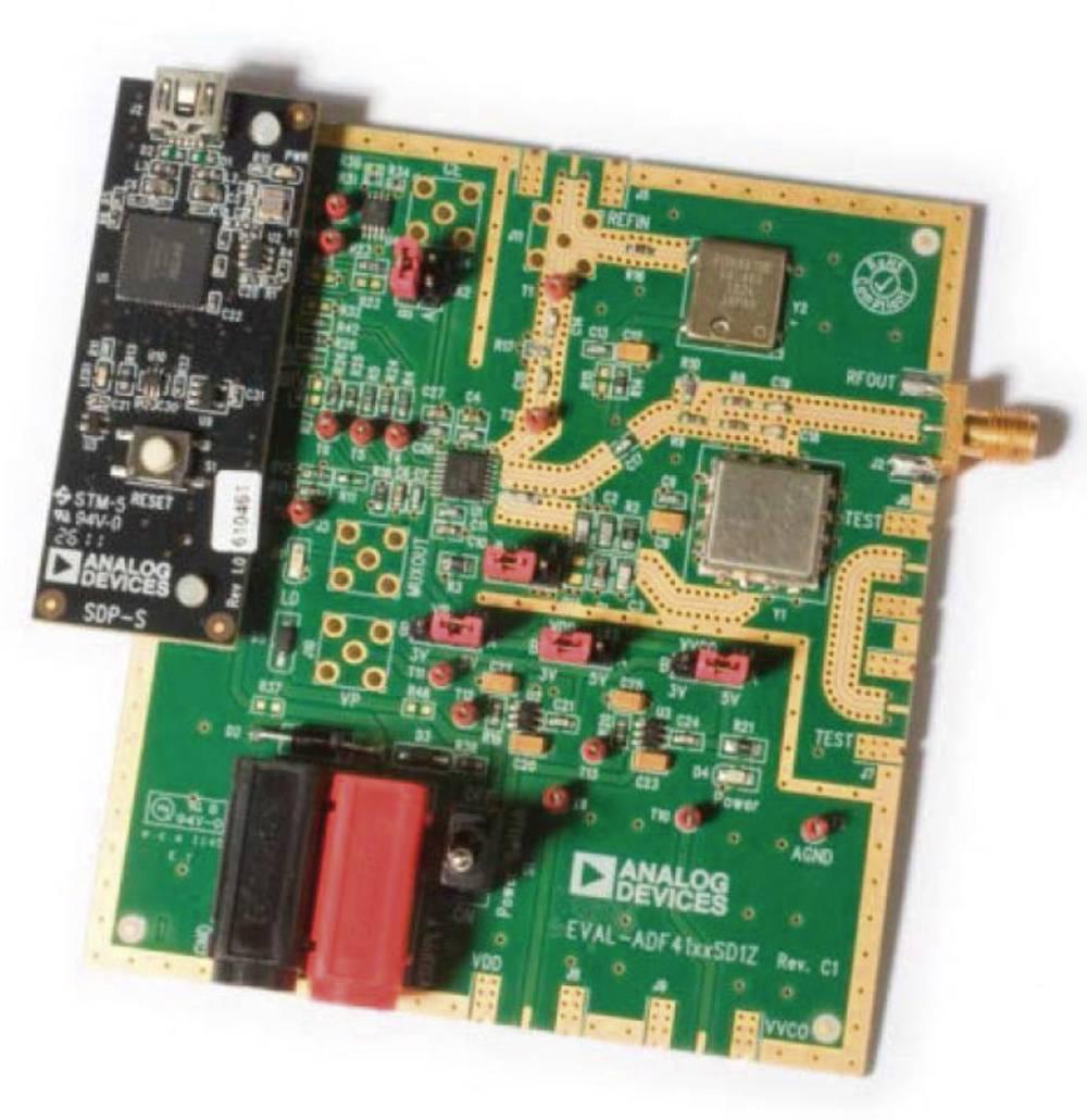 Razvojna ploča Analog Devices EV-ADF4156SD1Z