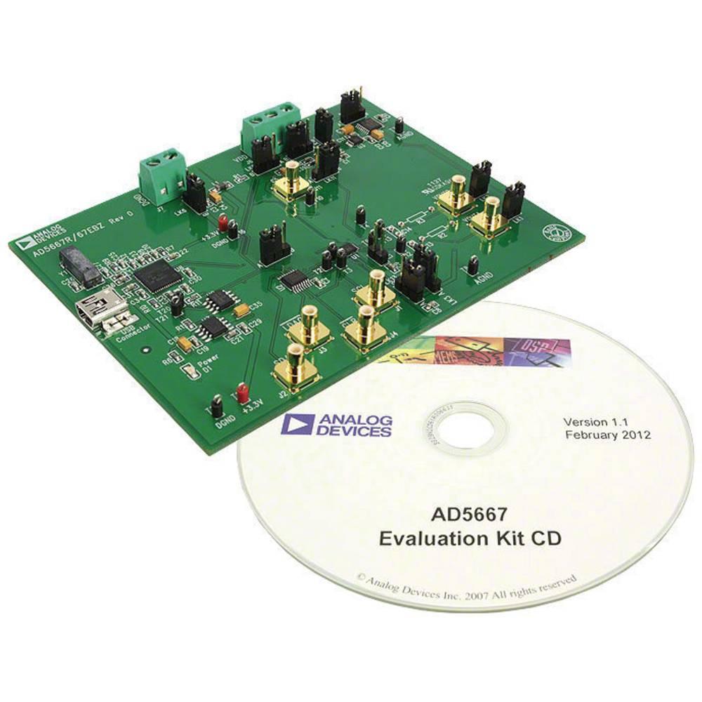Razvojna ploča Analog Devices EVAL-AD5667REBZ